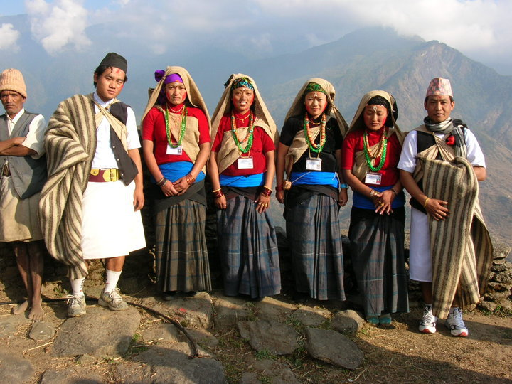 Demonstration of Gurung Culture