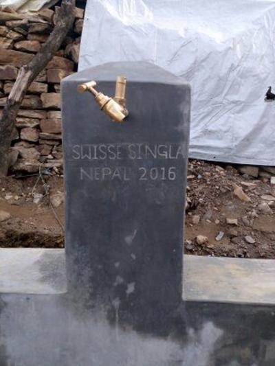 PAR L'ASSOCIATION SINGLA-NEPAL